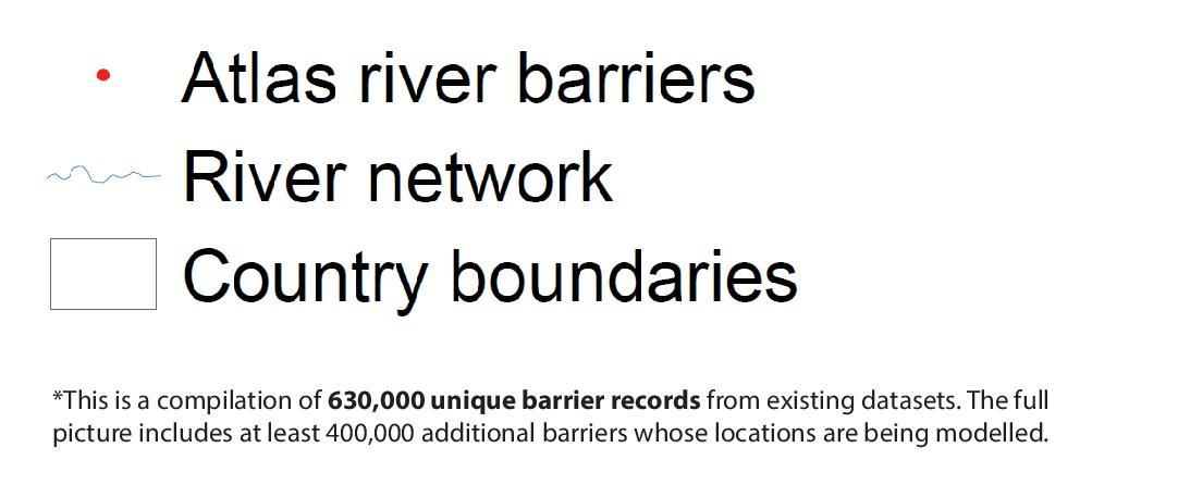 European Atlas of In-stream Barriers Legend-page-001